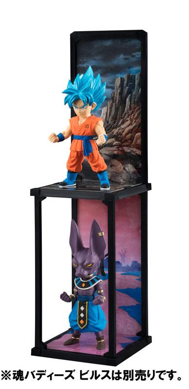 Link a Goku Super Saiyan God SS Tamashii Buddies Dragon Ball Super Bandai pre 06