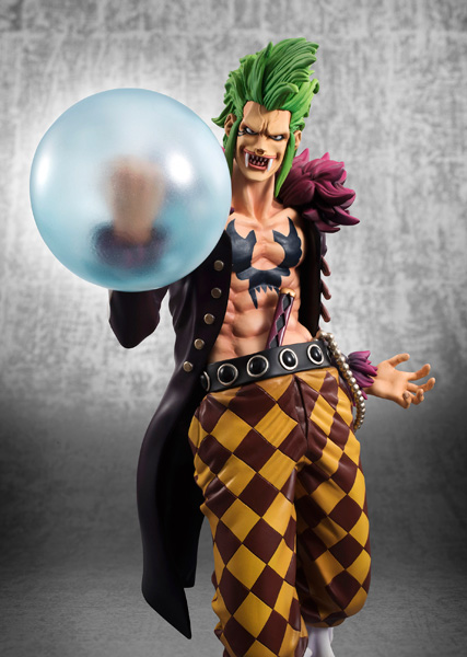 Link a Bartolomeo POP One Piece MegaHouse pre 03