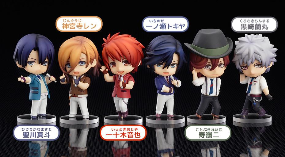 Link a Orange Rouge Nendoroid Petit Uta no Prince-sama Maji Love Revolutions 1 3