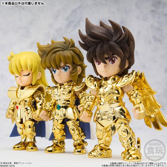 Link a Saint Seiya Leo Aiolia Daizenshuu Bandai Itakon.it -008