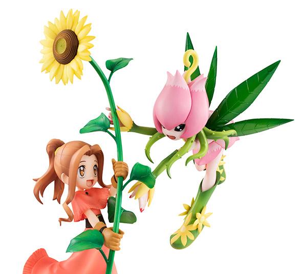 Link a Digimon Adventure – Lilimon – Tachikawa Mimi – GEM – MegaHouse – Foto 08
