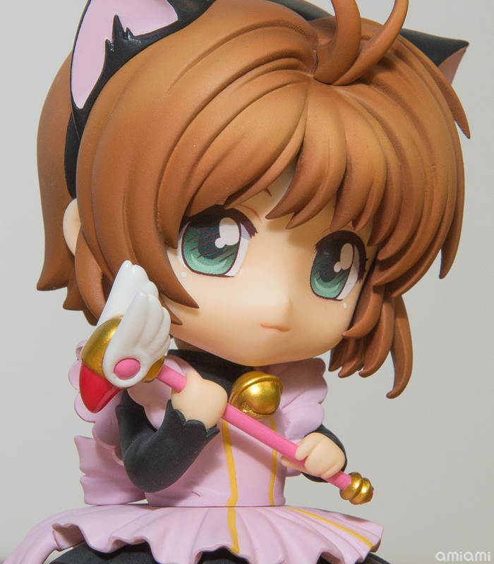 Link a Nendoroid Co-de Sakura Kinomoto Black Cat Maid gallery 13