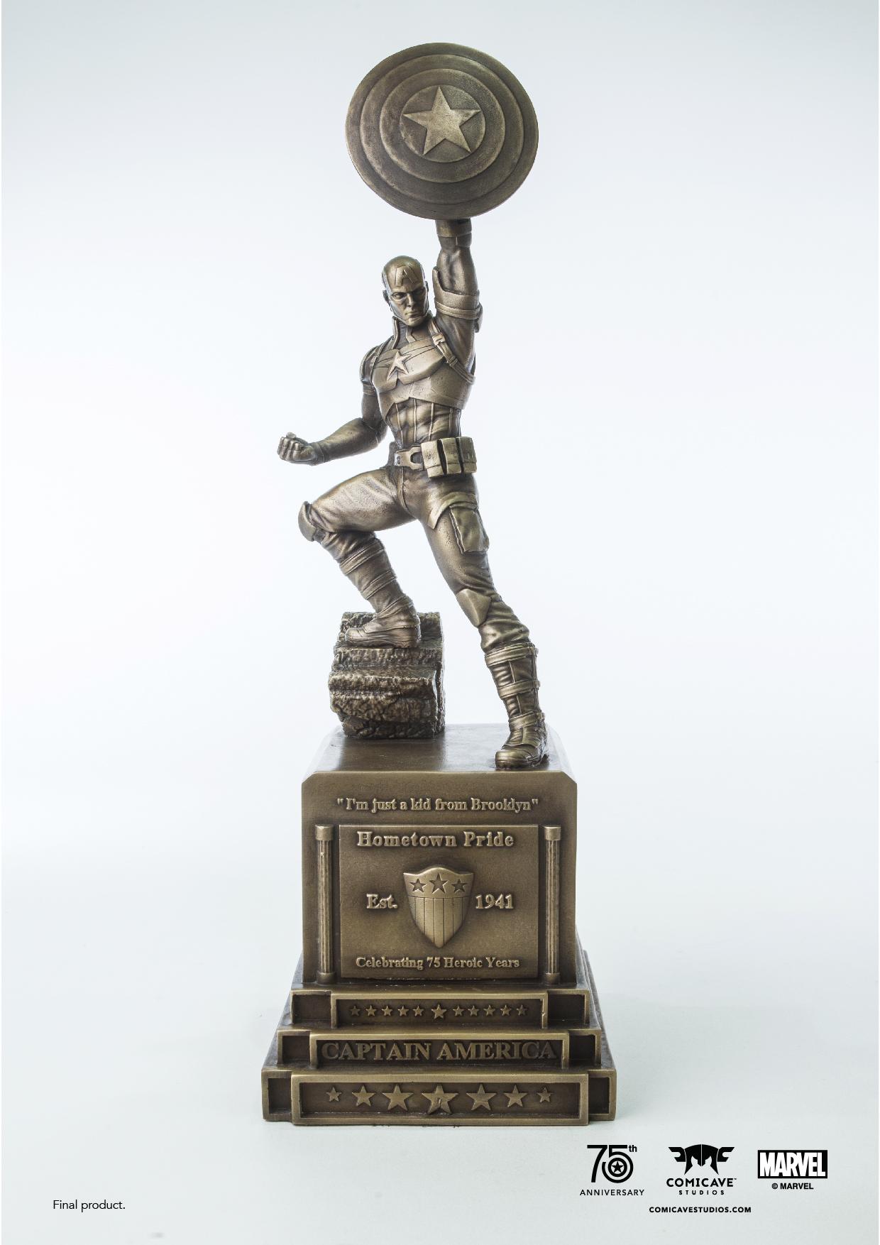 Link a Captain-America-Tribute-Statue-Bronze-Replica-1