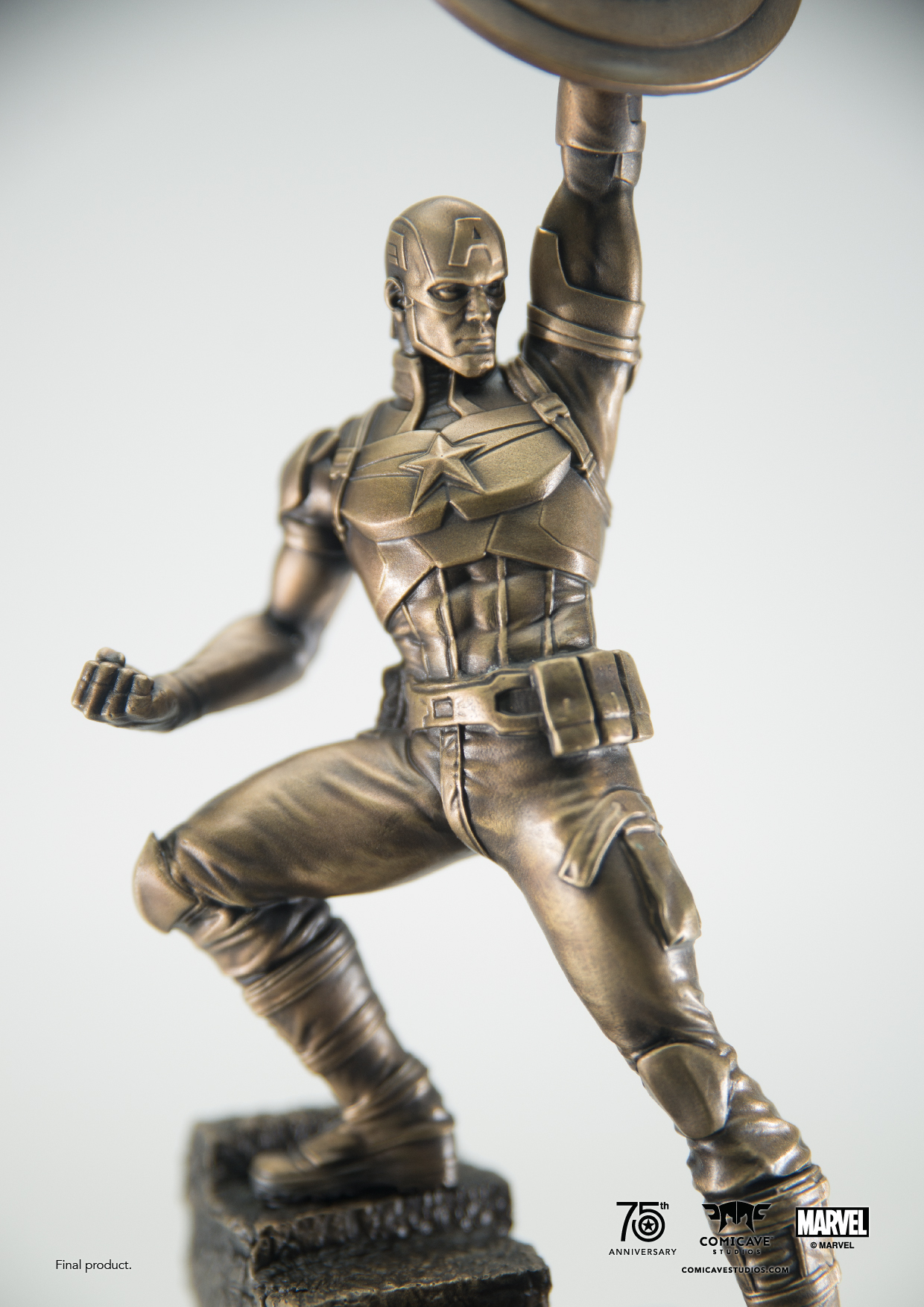 Link a Captain-America-Tribute-Statue-Bronze-Replica-3