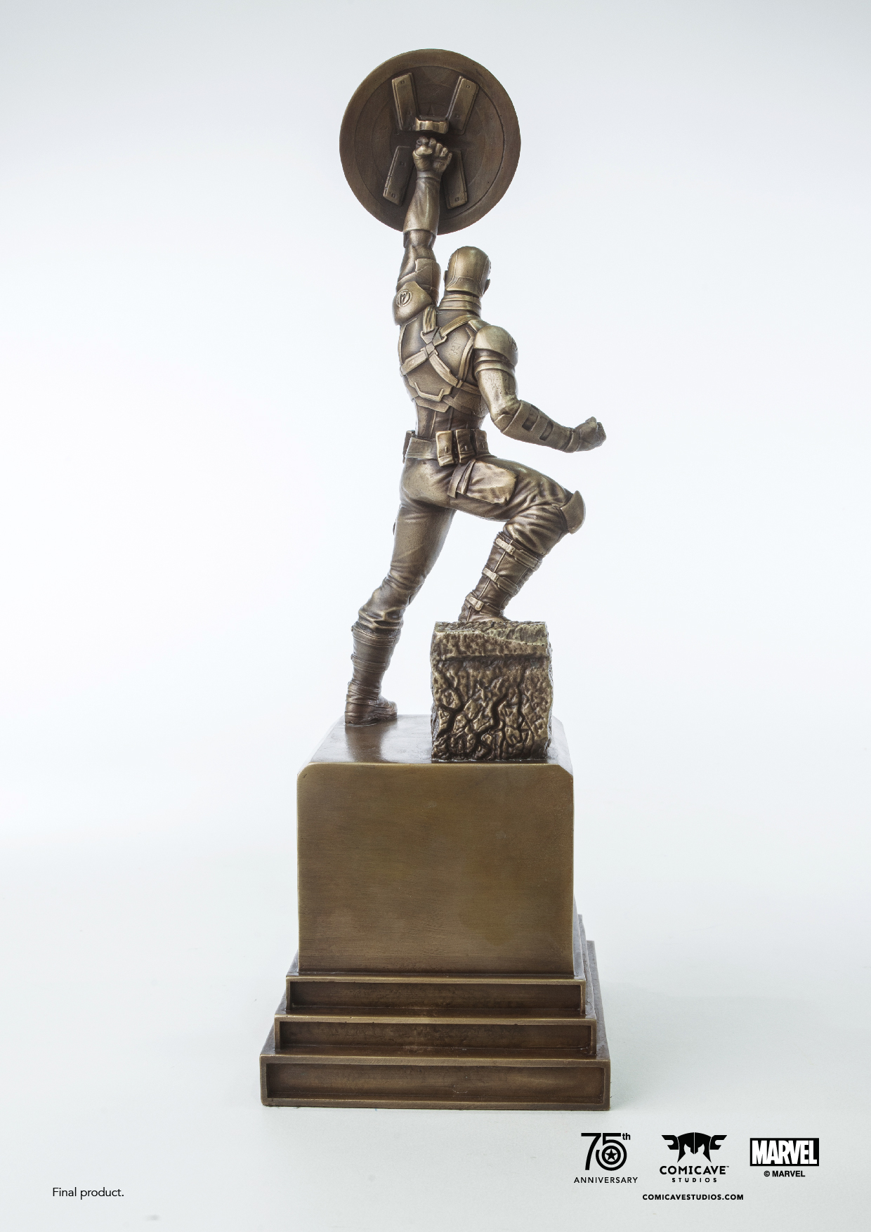Link a Captain-America-Tribute-Statue-Bronze-Replica-4