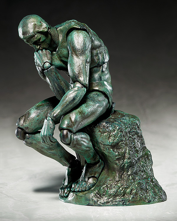 Link a FREEING figma The Thinker 25