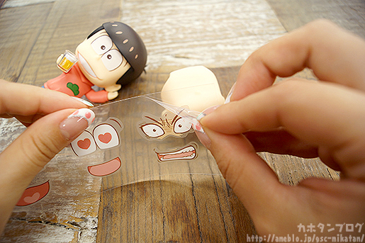 Link a Nendoroid Osomatsu Matsuno released 08