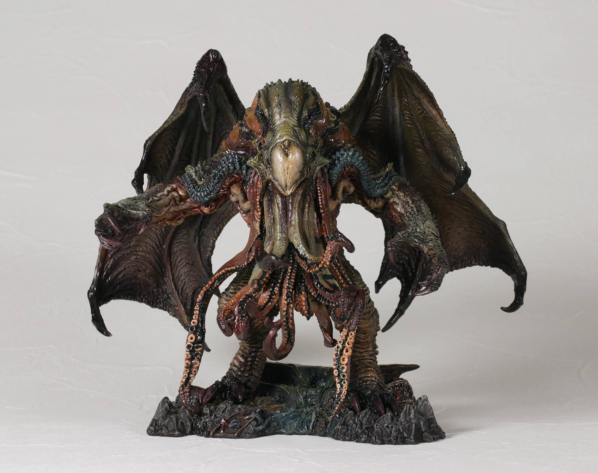 Link a cthulhu-gecco-statue-factory-sample-002