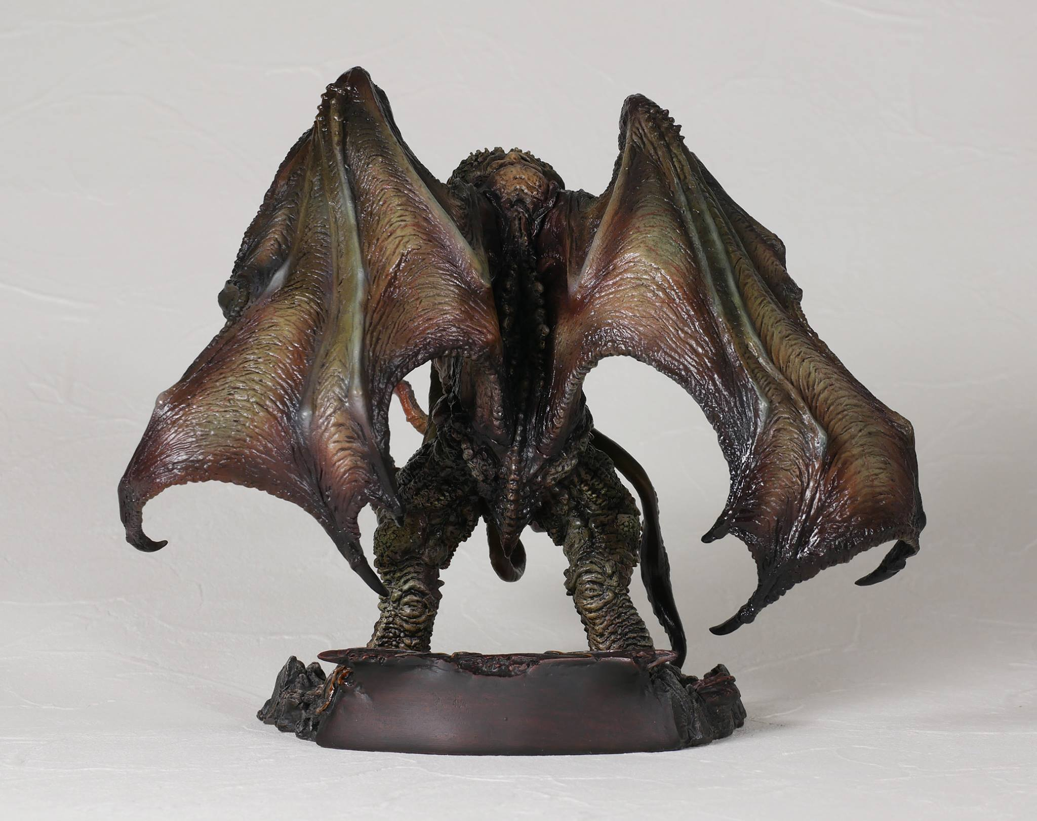 Link a cthulhu-gecco-statue-factory-sample-006