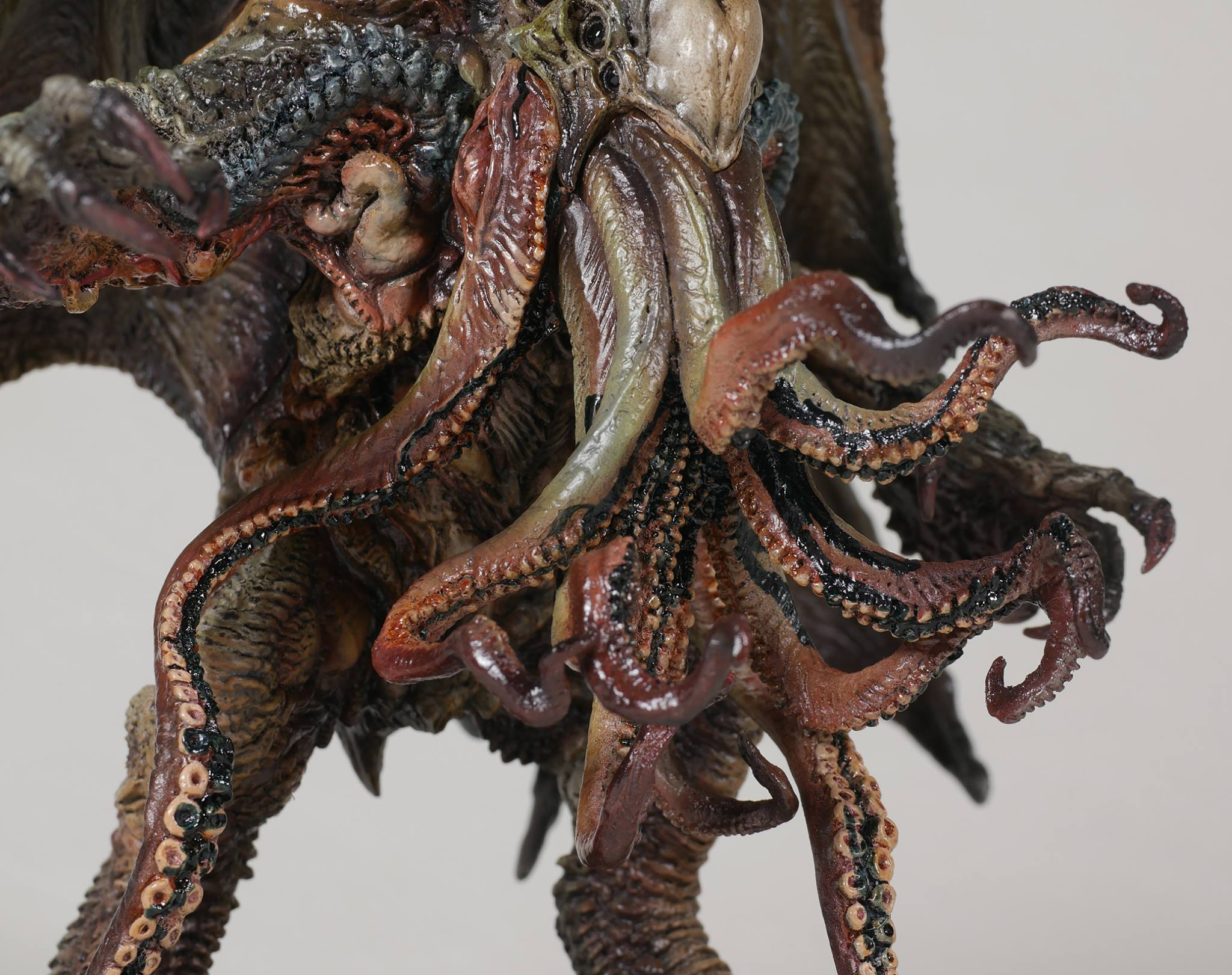 Link a cthulhu-gecco-statue-factory-sample-011