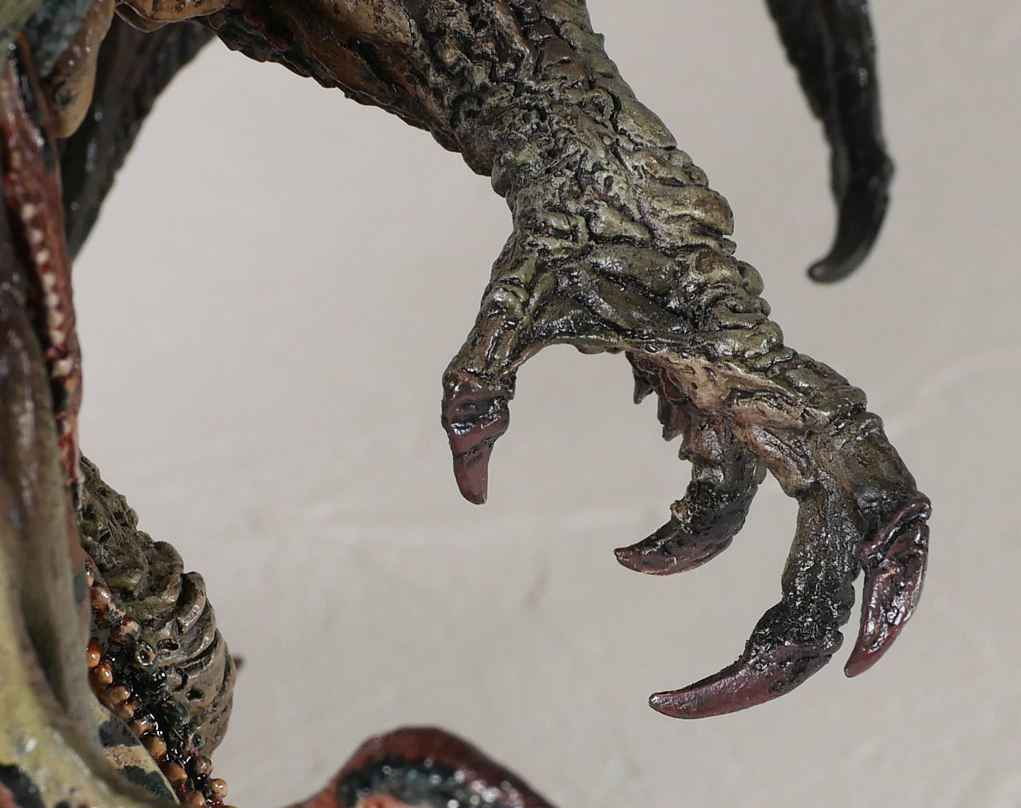 Link a cthulhu-gecco-statue-factory-sample-014