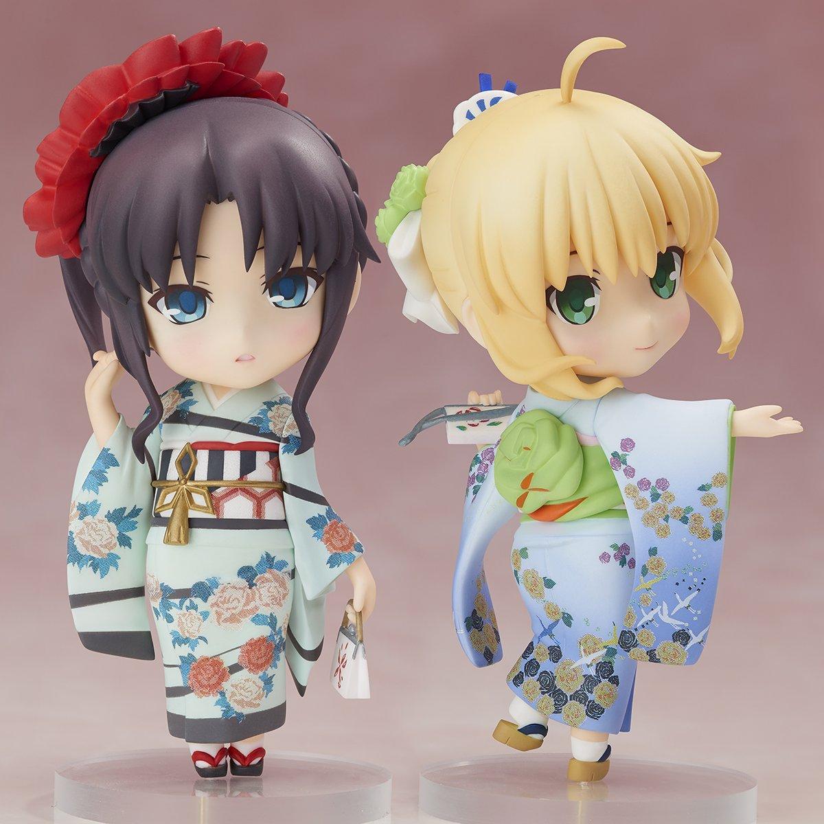 Link a saber – chara forme – kimono – ante – 3