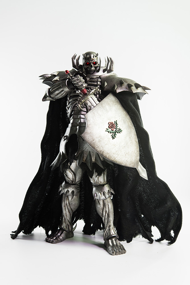 Link a skull knight – berserk – 3zero – pre – 2