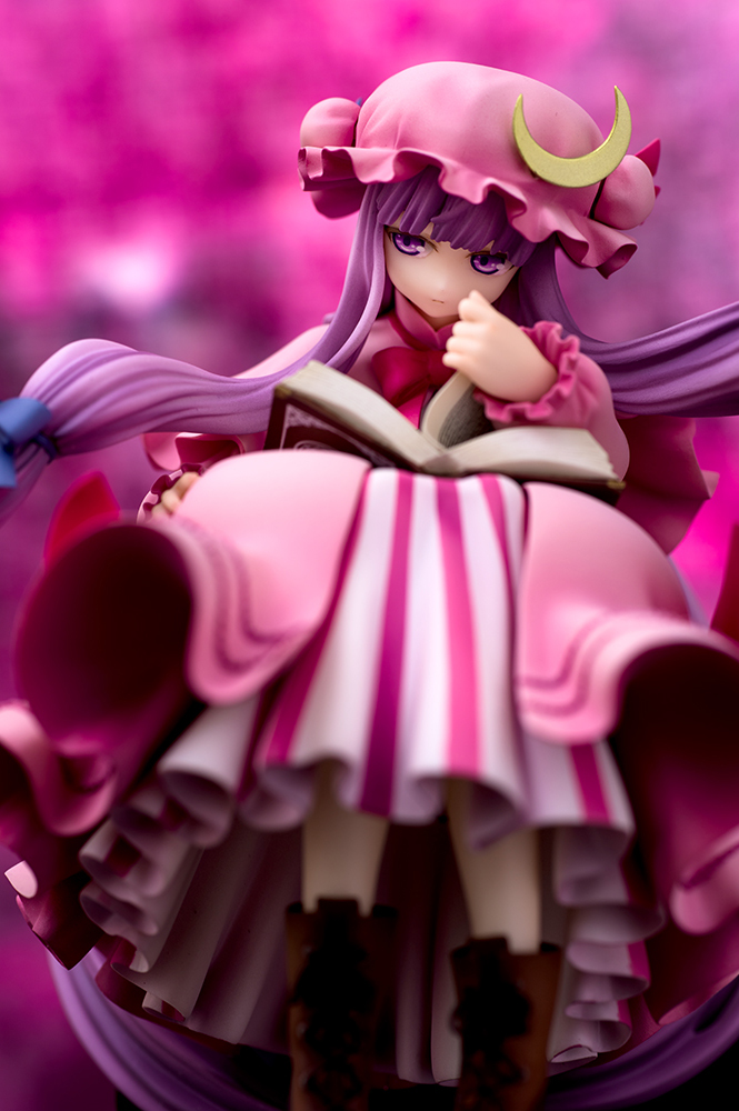 Link a touhou_patchouli_great_library_not_moving_photo_16