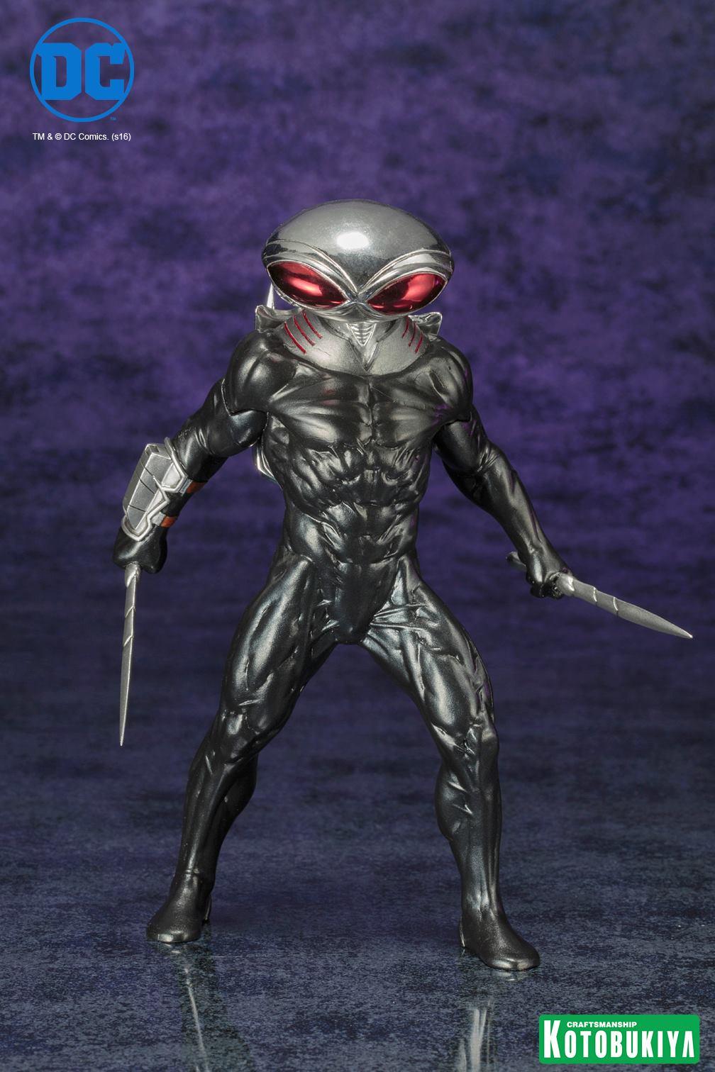 Link a black-manta-artfx-statue-001