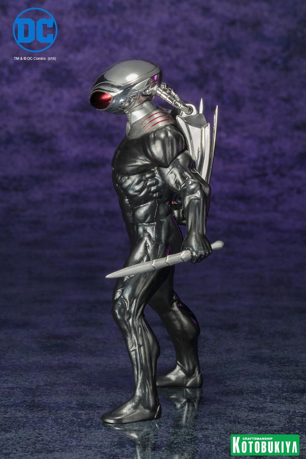 Link a black-manta-artfx-statue-003