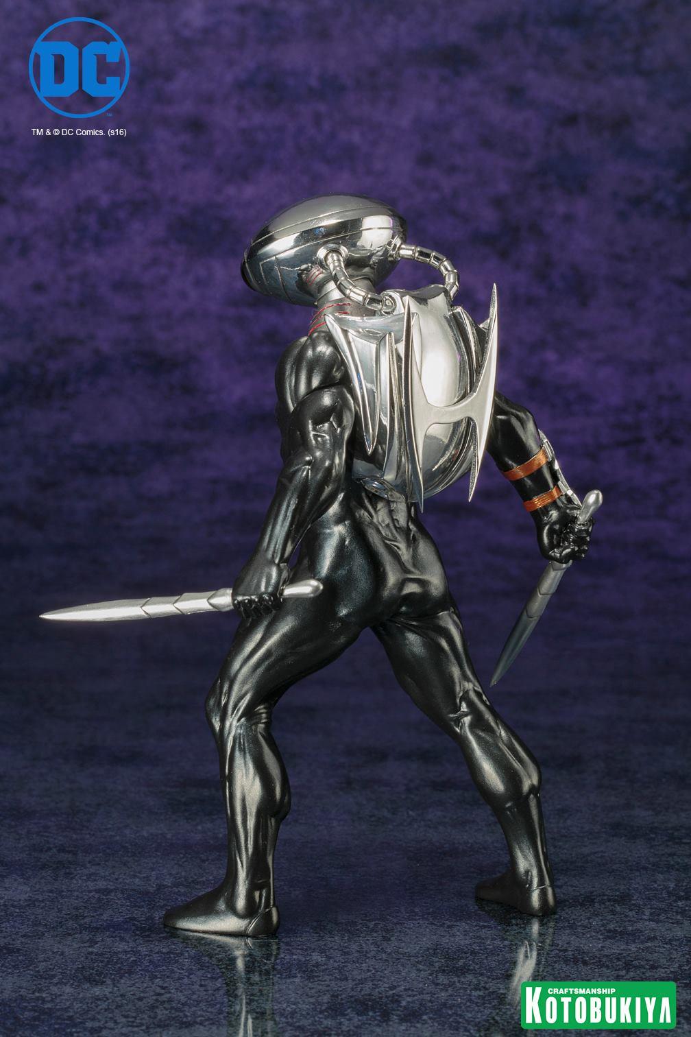 Link a black-manta-artfx-statue-004