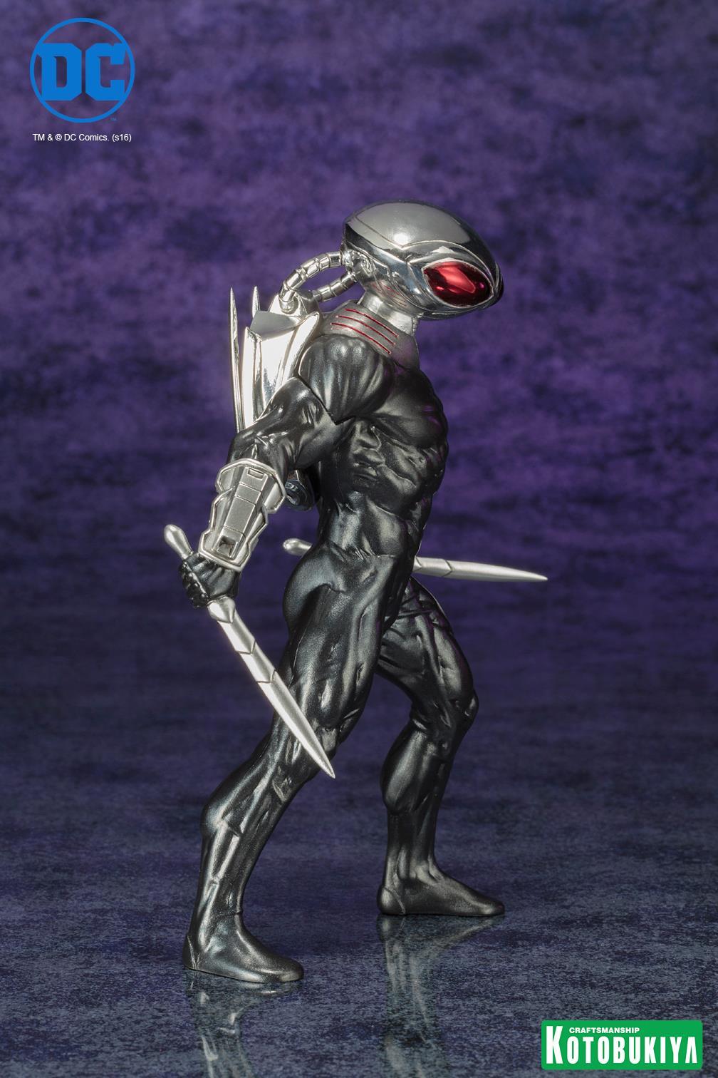 Link a black-manta-artfx-statue-006