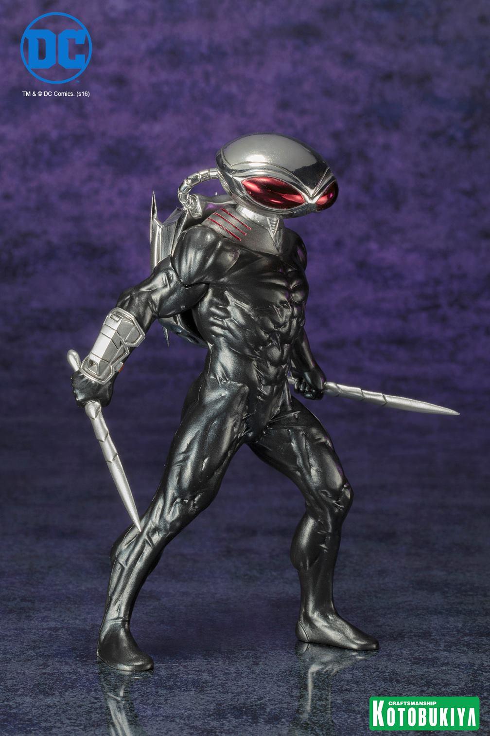 Link a black-manta-artfx-statue-007