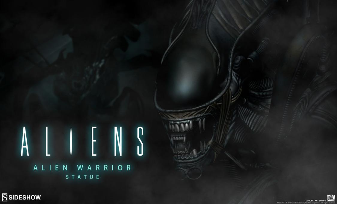Link a preview_alienwarriorstatue