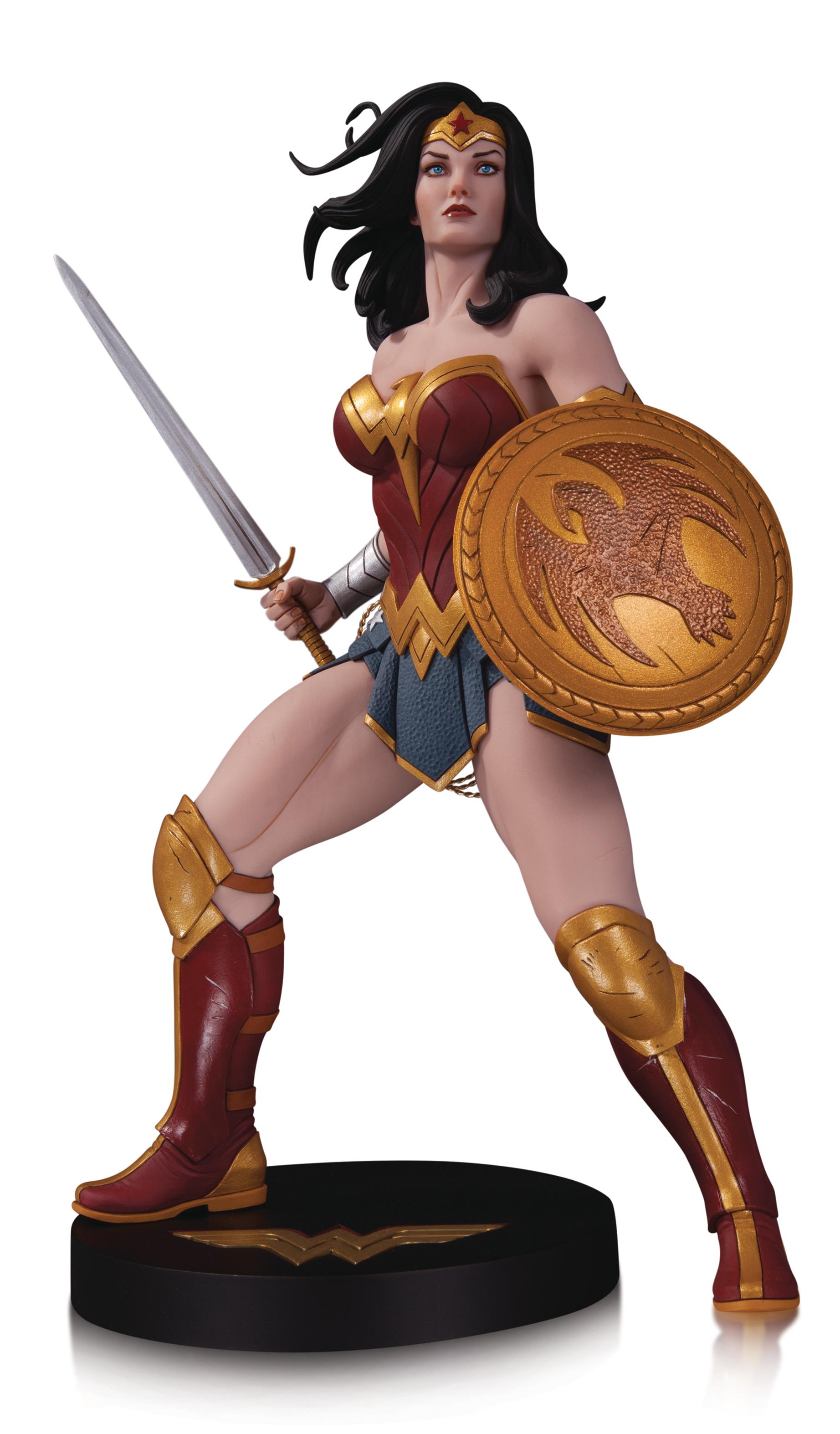 Link a DC-DESIGNER-SERIES-WONDER-WOMAN-CHO-STATUE
