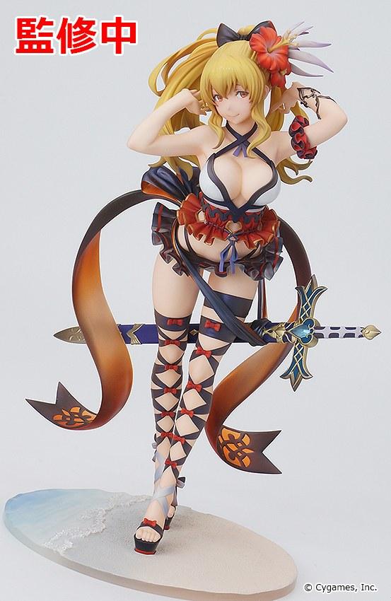 Link a GSC Official 78 Summer Version Vira Granblue Fantasy GSC