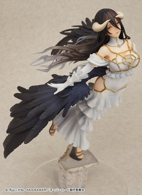 Link a GSC Official 80 Albedo Overlord GSC