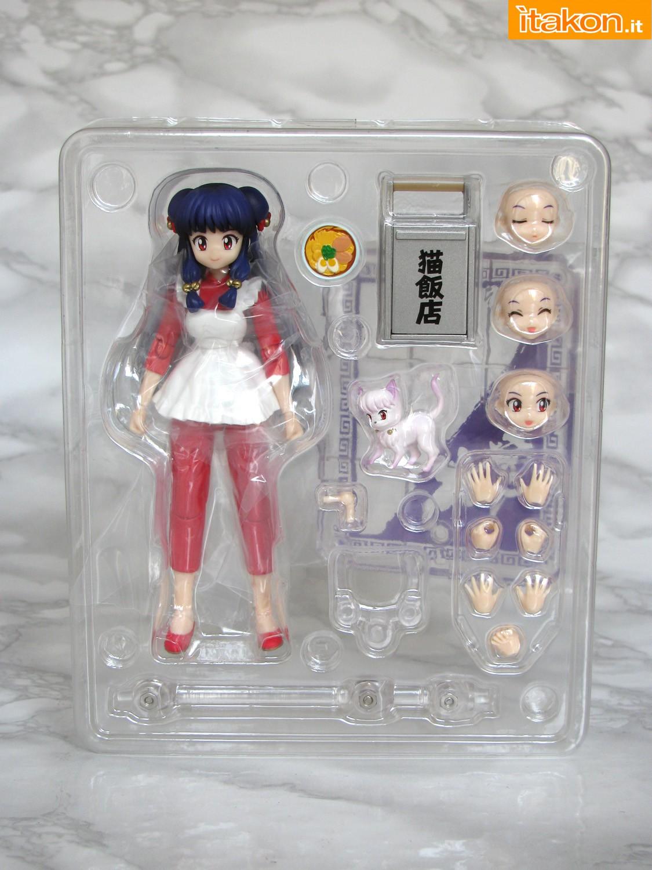 Link a 003 Recensione Shampoo SH Figuarts Bandai Ranma