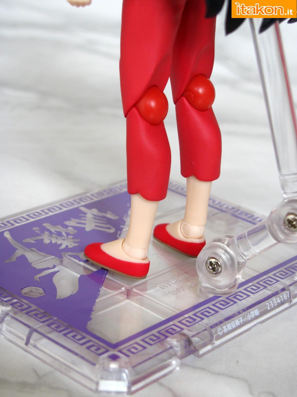 Link a 015 Recensione Shampoo SH Figuarts Bandai Ranma