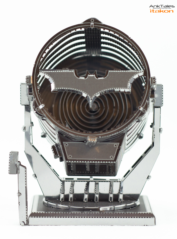 Link a Batman Bat Signal Model Kit Metal earth AnkTales metallic 0000