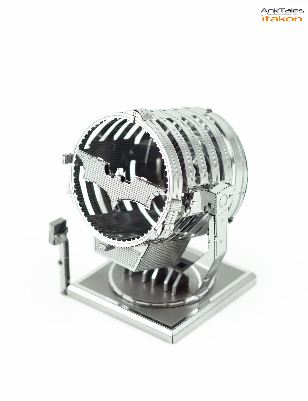Link a Batman Bat Signal Model Kit Metal earth AnkTales metallic001_01_0008