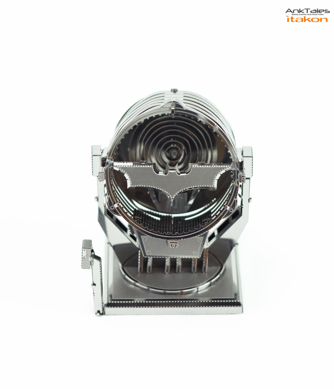 Link a Batman Bat Signal Model Kit Metal earth AnkTales metallic001_01_0013
