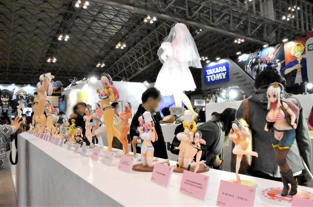 Link a Super Sonico 10th Anniversary Event 03