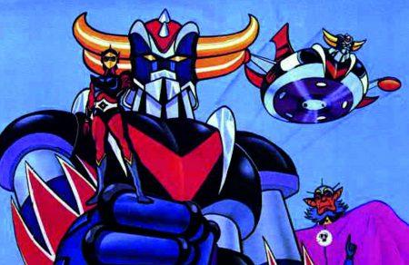 C era una volta goldrake la vera storia del robot giapponese che