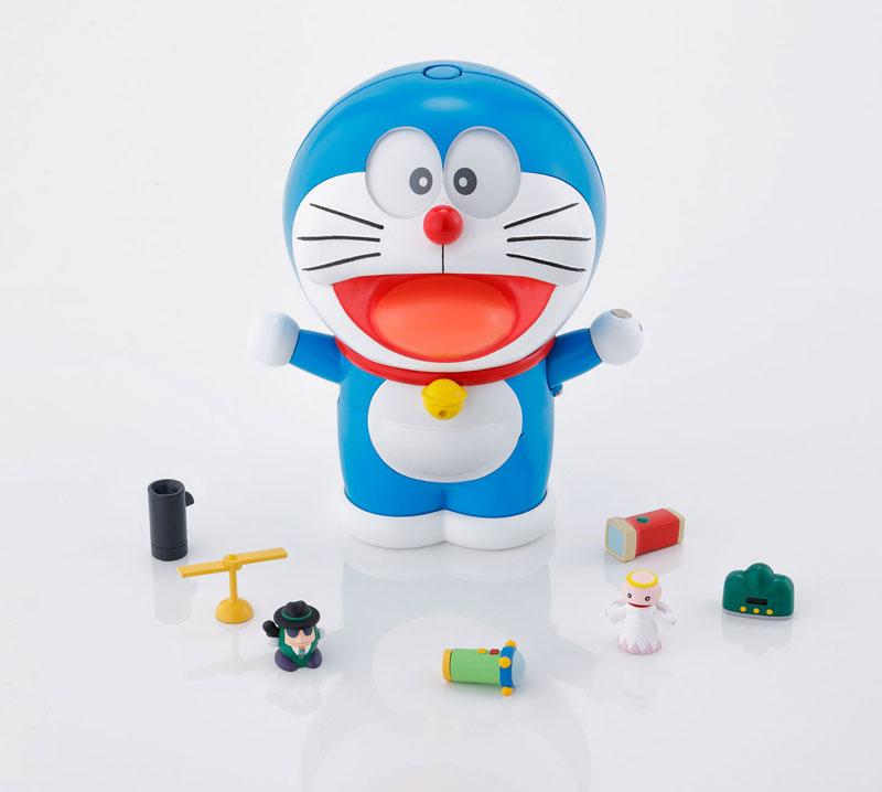 Link a Bandai Chogokin GuruGuru Doraemon pre 01
