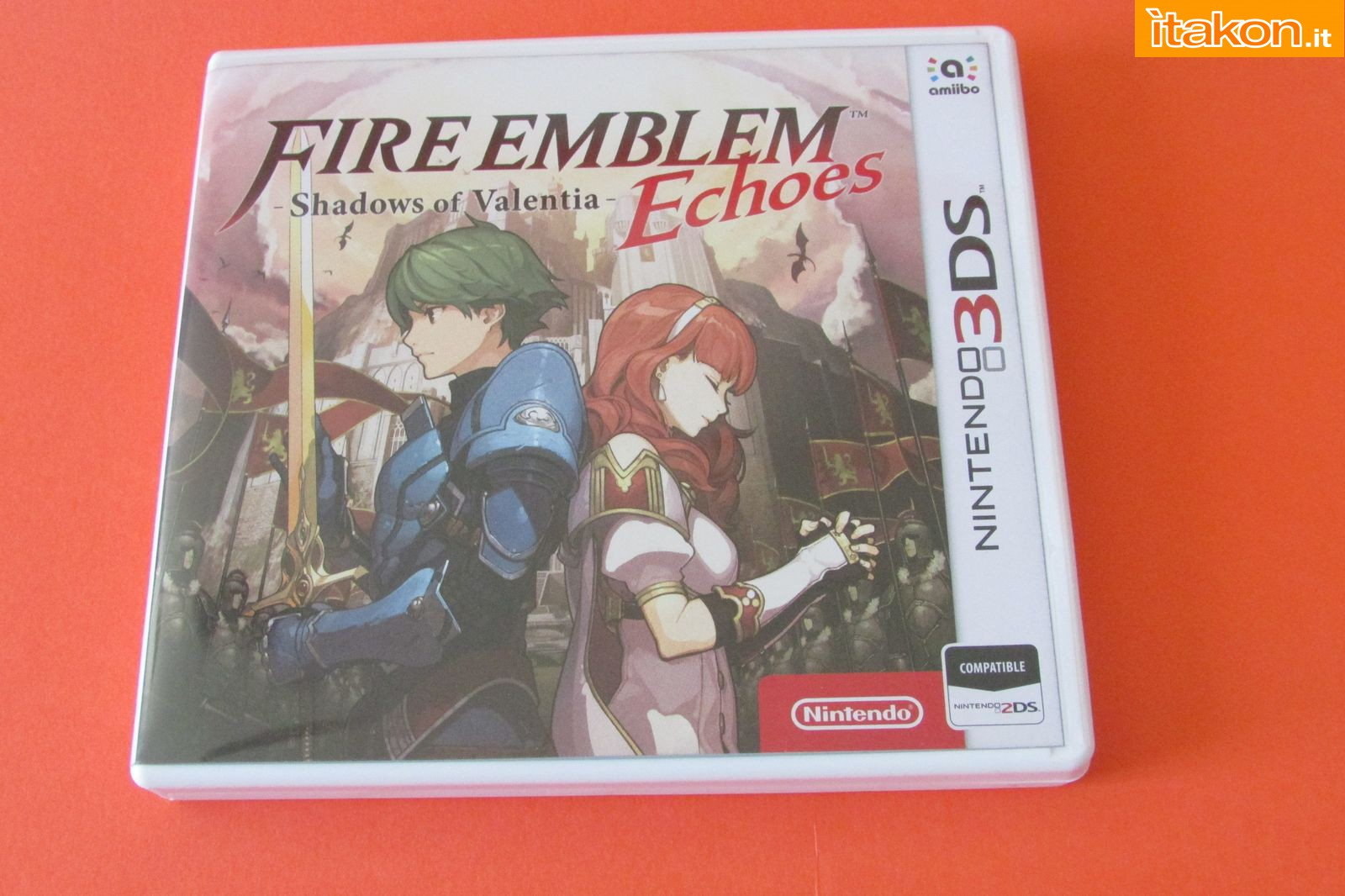 Link a Fire Emblem Echoes Shadow of Valentia Limited Edition 100