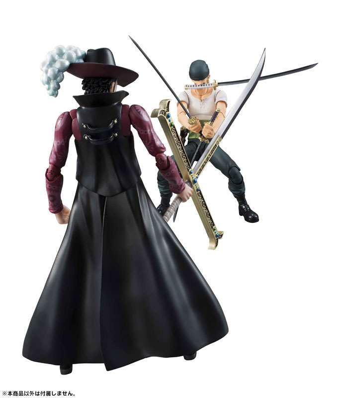 Link a One Piece Zoro VAH Past Blue MegaHouse 13