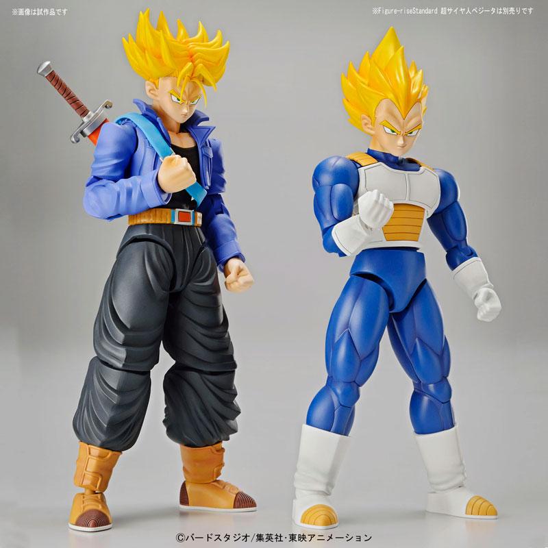 Link a Super Sayan Trunks Figure-rise Standard pre 12
