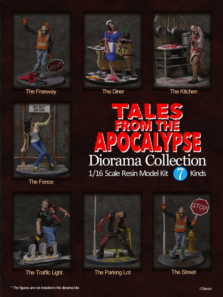 Link a Tales from the Apocalypse Diorama Collection (8)