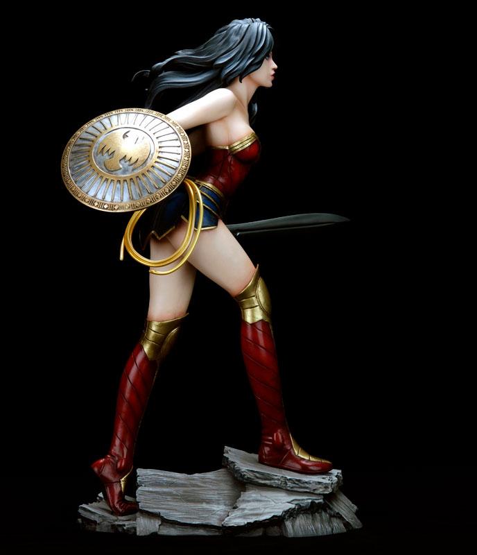 Link a DC Comics Collection Wonder Woman New Earth Fantasy Figure Gallery Yamato USA Itakon.it 03