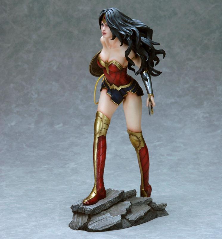 Link a DC Comics Collection Wonder Woman New Earth Fantasy Figure Gallery Yamato USA Itakon.it 16