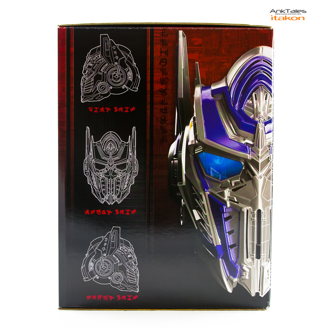 Link a Hasbro Optimus Prime helmet Anktales Itakon_0004