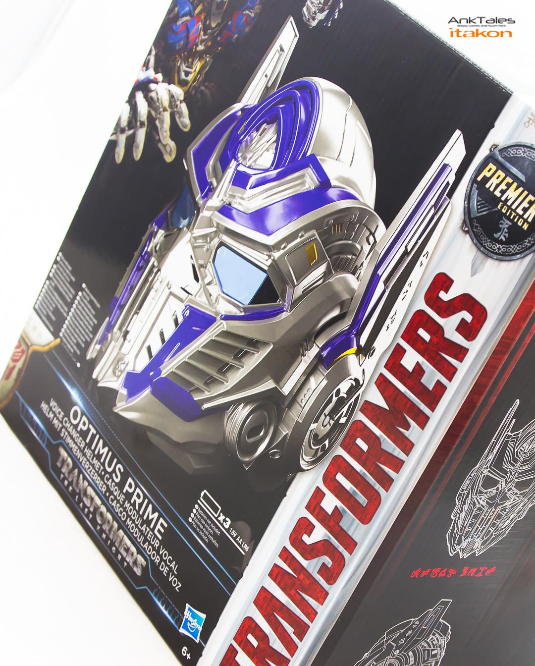 Link a Hasbro Optimus Prime helmet Anktales Itakon_0007