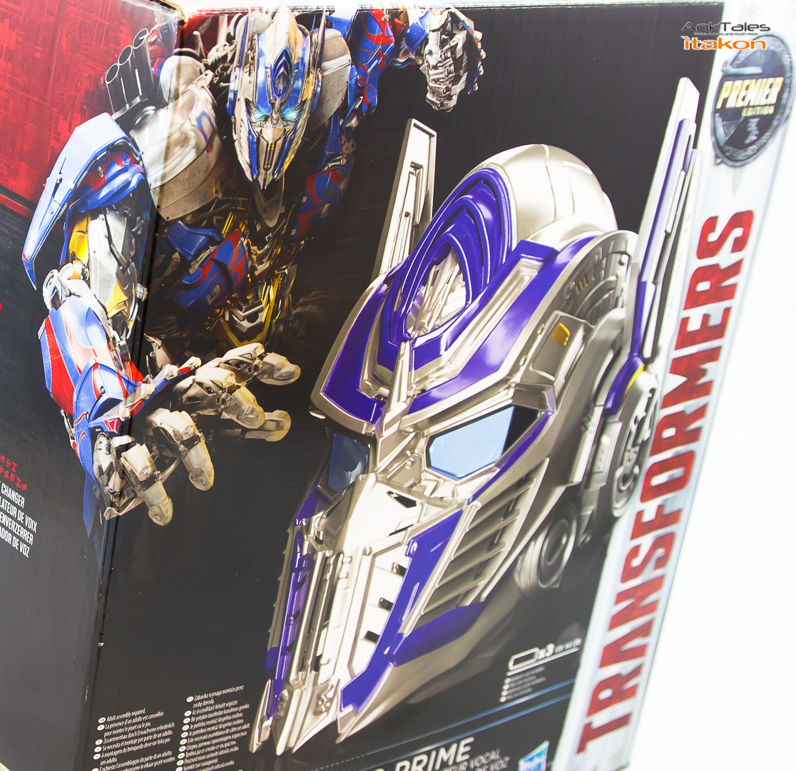 Link a Hasbro Optimus Prime helmet Anktales Itakon_0008