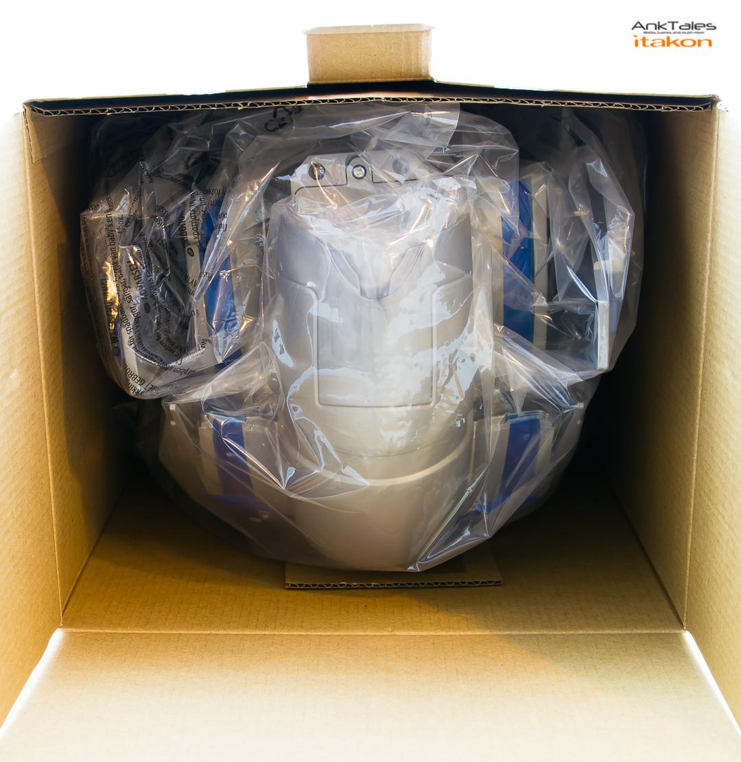 Link a Hasbro Optimus Prime helmet Anktales Itakon_0009