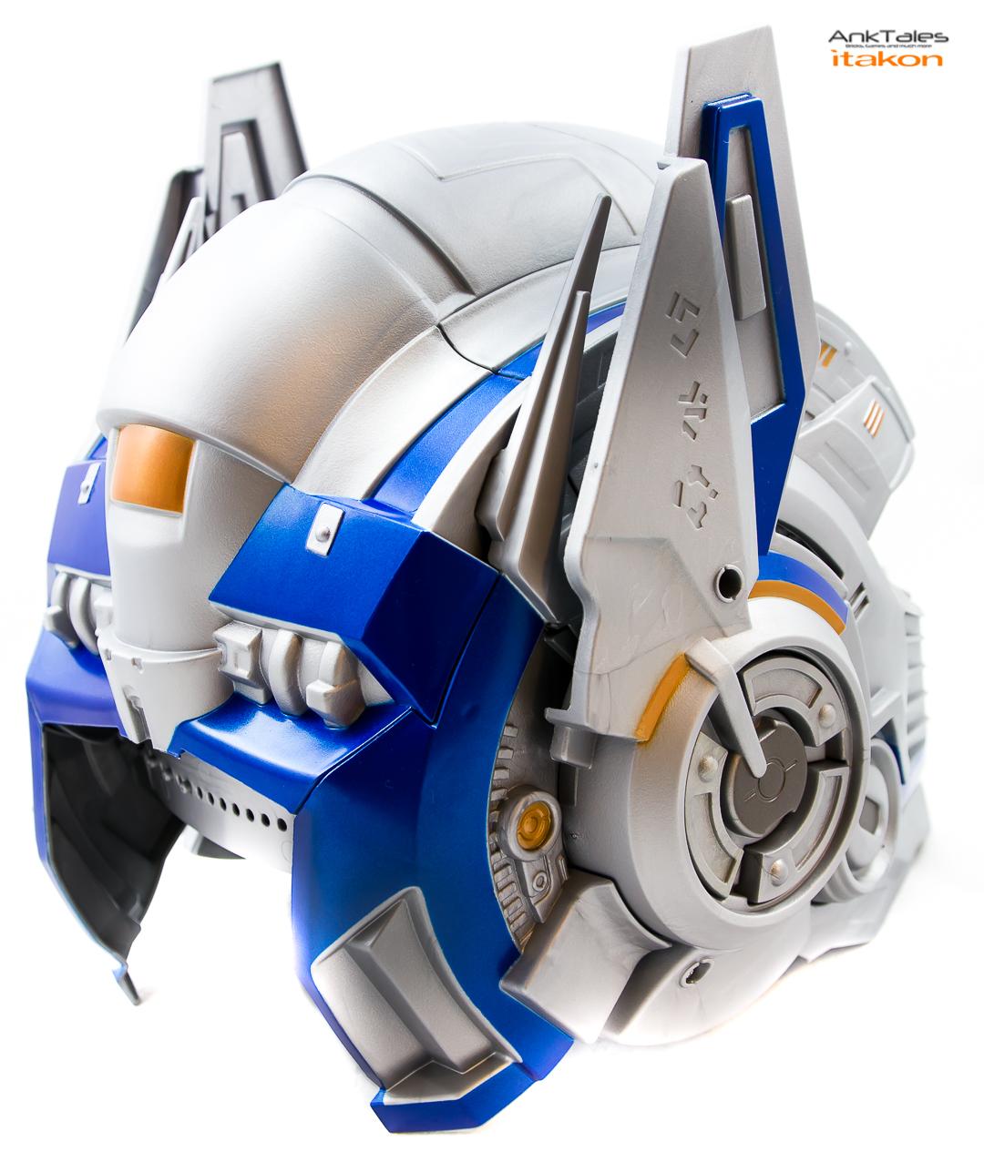Link a Hasbro Optimus Prime helmet Anktales Itakon_0025