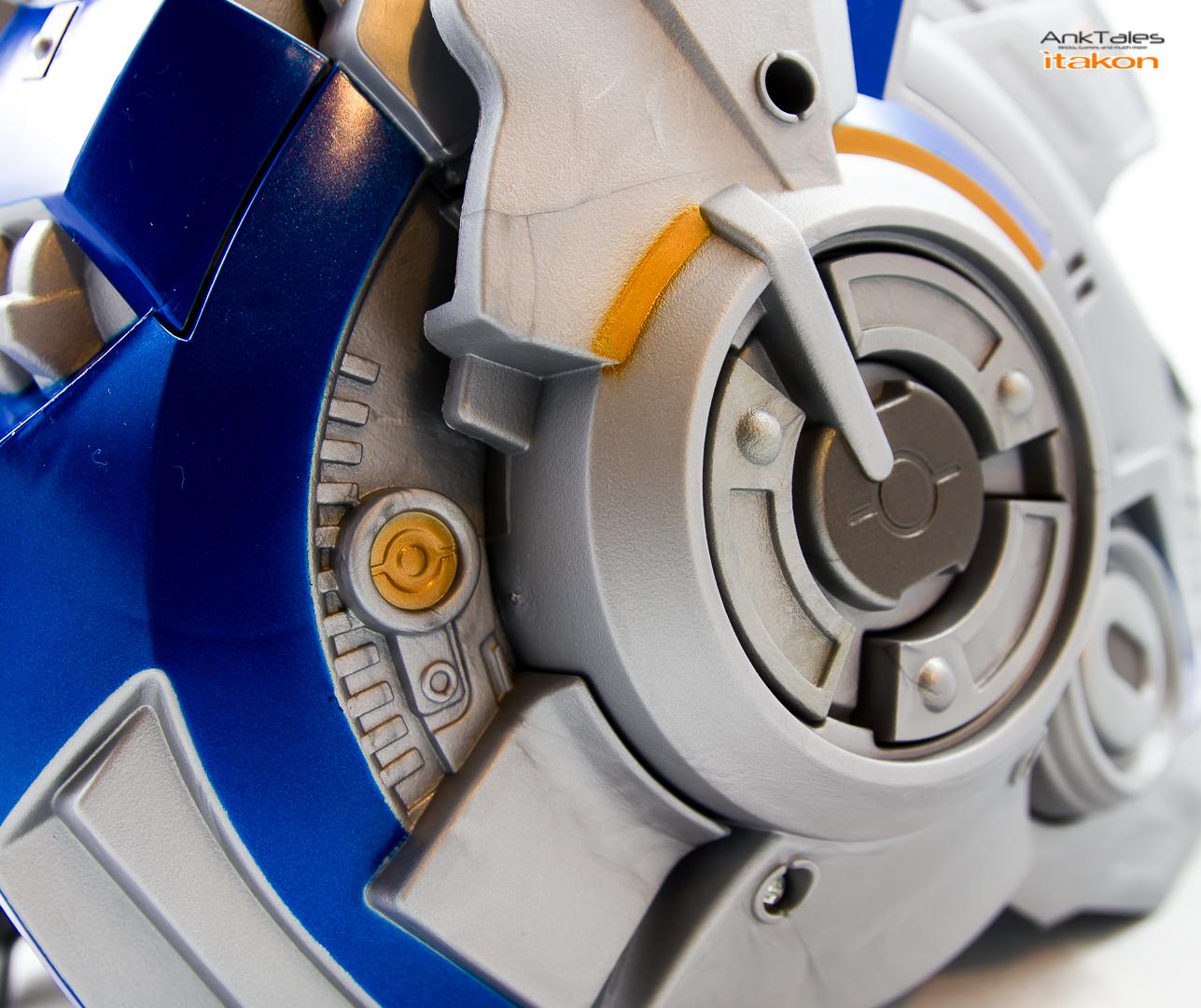 Link a Hasbro Optimus Prime helmet Anktales Itakon_0026