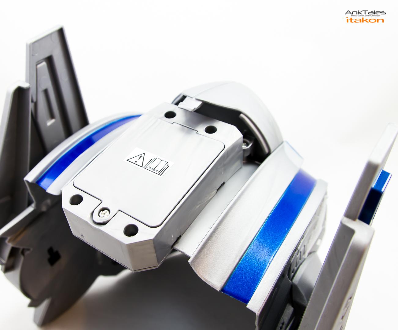 Link a Hasbro Optimus Prime helmet Anktales Itakon_0042