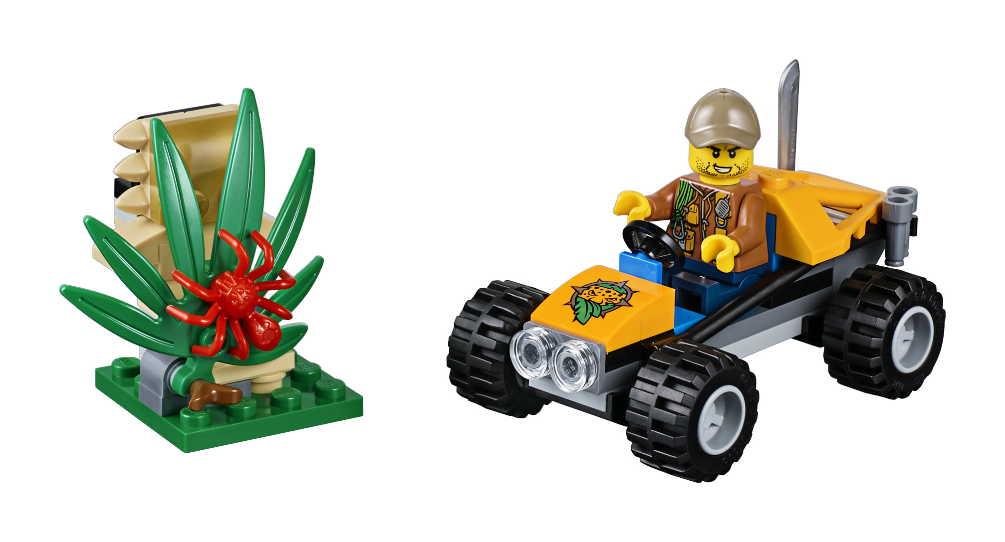 Link a LEGO_CITY_Jungle_60156_Prod