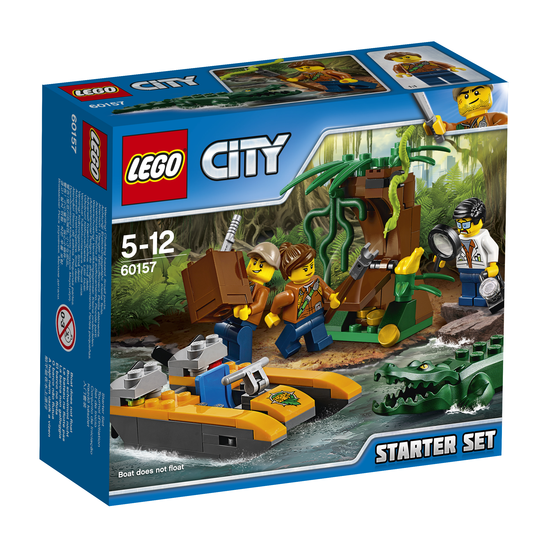 Link a LEGO_CITY_Jungle_60157_Box1